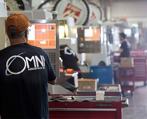 omni aerospace, wichita ks machining capabilities