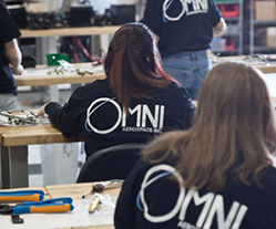 omni aerospace, wichita ks machine shop